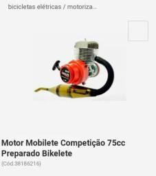 Vendo motor de Mobilete