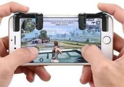 Gamepad Botão L1 R1 P Telefone Pubg/ Free Fire