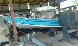 Barco de alumínio - 2004