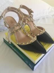 Sapato Scarpin Valentino n.34