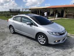 Civic EXR versão mais top 2.0 - 2014