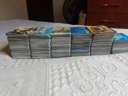 Coleção de cartões telefônicos (+ 1000)