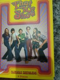 DVD primeira temporada That 70s Show