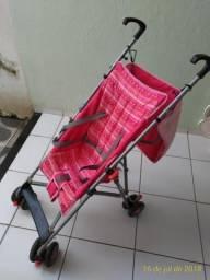 Carinho para bebê deita e sentada