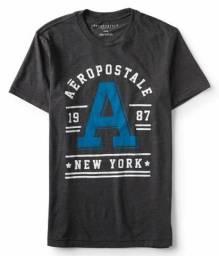 Linda Camiseta Aéropostale Importada dos EUA - Original - Com etiqueta - Tam. P