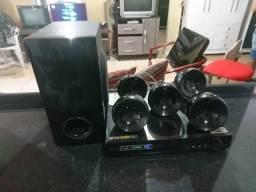 Home theater lg full hd HDMI