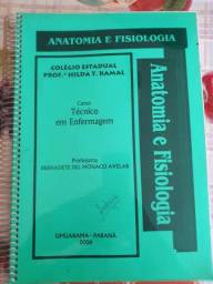 Apostila de anatomia e fisiologia