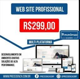Web Site Profissional