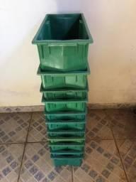 Caixa Plástica - Laticínios & Carnes