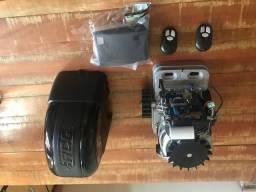 Kit motor para portão eletrônico deslizante rápido RCG 300 Kg, R$ 290,00