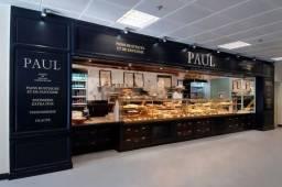 Cafeterias, Docerias, Padarias e similares