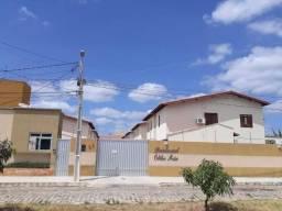 Aluga-se Casa 3/4, Condomínio Fechado, Próximo ao Tarcísio Maia, Mossoró-RN
