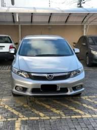 Honda Civic Lxs 2014   Automático   2014