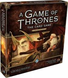 A Game Of Thrones - Card Game Second Edition Lcg