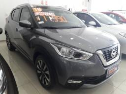 Nissan kicks sv automatica - 2018
