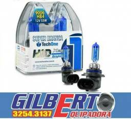 Lampada super branca H1- H3- H4 - H7 comprar usado  Recife