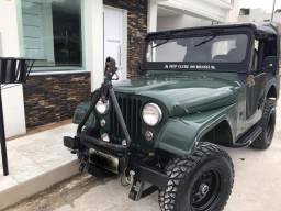 Jeep Willys 1958