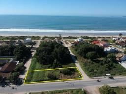 Terreno à venda, 864 m² por r$ 500.000 - praia do imperador - itapoá/sc