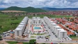 Alugo apartamento 2 quartos no Acauã em Caruaru