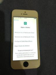 Iphone 5S 16gb com Defeito
