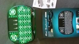 Mini teclados com led