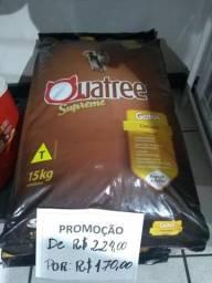Quatree Supreme Gatos Castrados 15kg