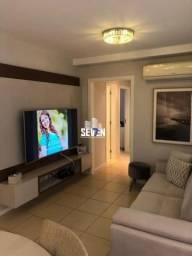 Apartamento à venda com 3 dormitórios em Jardim america, Bauru cod:4584