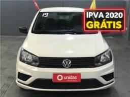 Volkswagen Gol 1.0 12v mpi totalflex 4p manual - 2020