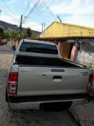 Toyota hilux cd 4x4 SRV 2013 Blindada - 2013