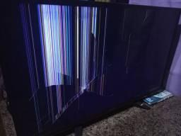Tv pra retirada de peças
