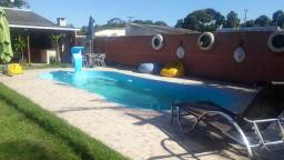 Casa piscina guaratuba para Páscoa