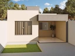 Casas Financiadas no Residencial Primavera 2