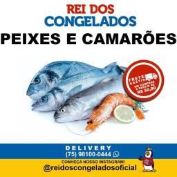 Delivery / Peixe e Camarão - Pronta Entrega