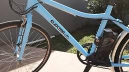 Bike Elétrica seminova- R$2.200,00