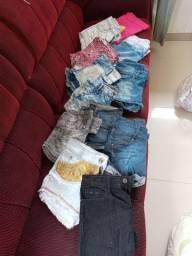 Kit 12 shorts