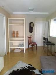 Apartamento para alugar com 1 dormitórios em Moema índios, São paulo cod:619946