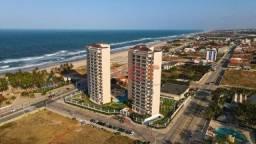 Apartamento com 2 dormitórios à venda, 58 m² por R$ 470.000 - Praia do Futuro - Fortaleza/