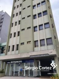 Comercial sala com 2 quartos no Comercial Armando Spiacci - Bairro Centro em Londrina
