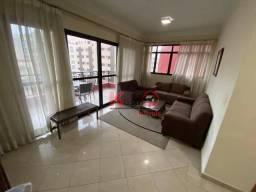 Apartamento 4 dormitórios, 2 suítes Aparecida Santos
