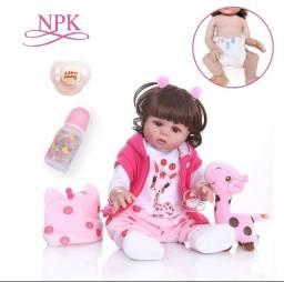 Bebê boneca reborn Caruaru-PE pronta entrega