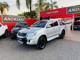 Hilux 2012 diesel automatico 4x4