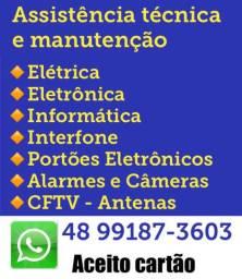 Tecnico - chame no Whats