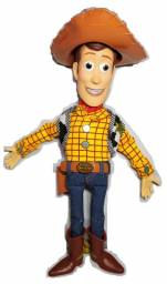 Woody Jessie Buzz Lightyear Toy Story Bonecos de Coleção