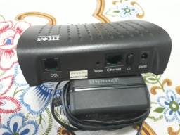 Modem de internet ZTE zxdsl 831 Series