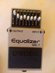 Pedal Boss Ge 7 Equalizer