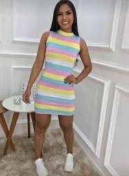Vestido moda blogueira