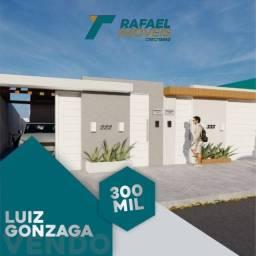 Casas na planta Bairro Luiz Gonzaga