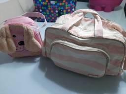 Combo bolsas maternidade