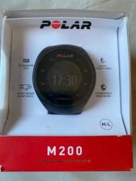Relógio esportivo polar M200