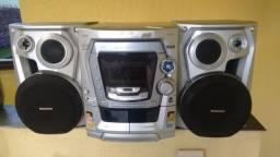 Micro system Panasonic usado